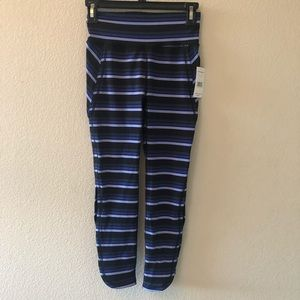 NWT Free People Stripped Legging